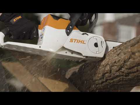 Stihl MSA 120 C-B in Jesup, Georgia - Video 1