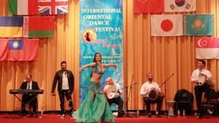 Назарова Мадина. Cairo Mirage 2017. Oriental orchestra.