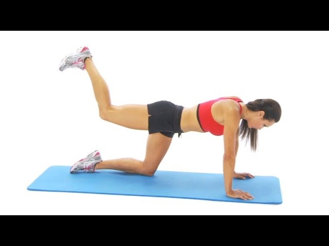 exercise for stomach female