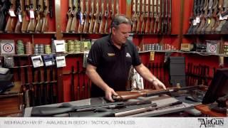 Weihrauch HW 97 K - Air Rifle Review