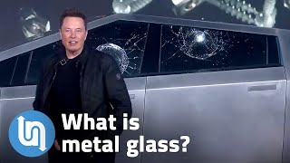 Transparent Metal Glass - What is Tesla Armor Glass?