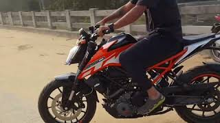 preview picture of video 'ktm 250  fun'