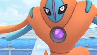 deoxys raid when i sneaked into others' private group