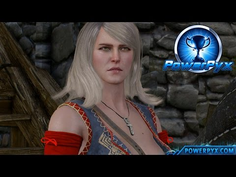 Video The Witcher 3 Wild Hunt - Friends With Benefits Trophy / Achievement Guide (Keira Metz Subplot)