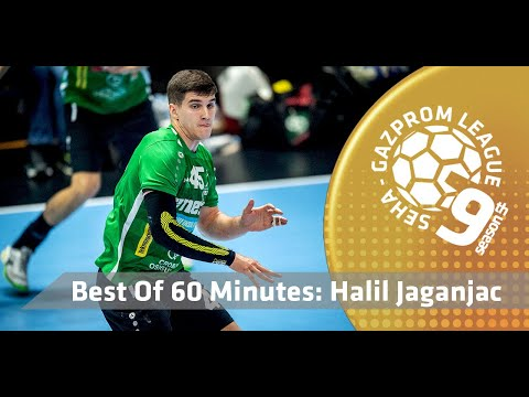 Best of 60 minutes: Halil Jaganjac (Nexe vs Vardar)