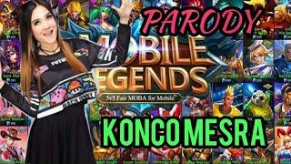 Nama-Nama Hero Mobile Legends Versi Konco Mesra