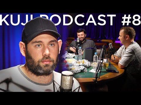KuJi Podcast 8: Семён Слепаков.