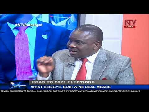 ON THE SPOT: What Besigye, Bobi Wine deal means
