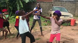 Wonderful - Burna Boy Dance Video By Dream Catchers Academy