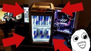 Red Bull Kühlschrank Rund Kaufen : So viel strom verbraucht ein mini kühlschrank