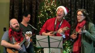 MUJ: Please Daddy (Don't Get Drunk This Christmas) - John Denver (ukulele tutorial)