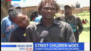 Samburu county set to launch a program to rehabilitate and aid street children