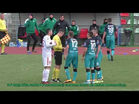 WIDEO: Hetman Zamość - Chełmianka Chełm 0-0 [SKRÓT MECZU]