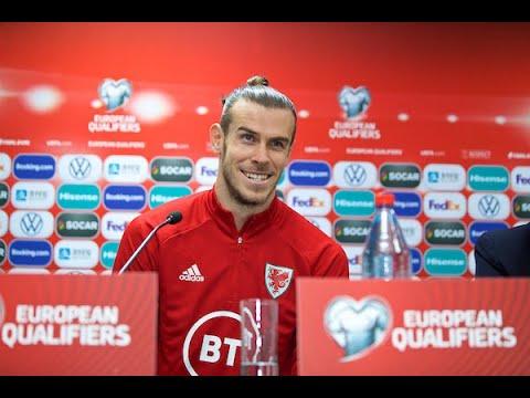 Azerbaijan v Wales MD-1 | Gareth Bale Press Conference