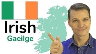 The Irish Language (Gaelic)