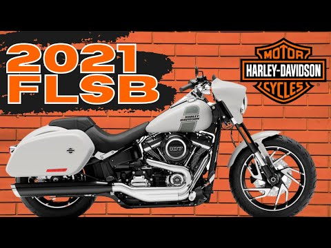 2021 Harley-Davidson® Sport Glide® Stone Washed White Pearl