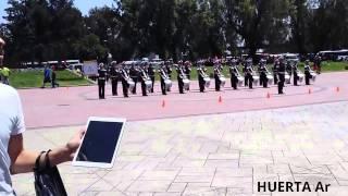 Leyenda Oro Toque sobre la marcha Calderon 2015