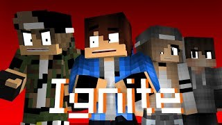 ♪ Ignite ( Spectre 2 ) -  Minecraft Animation Music Video ♪