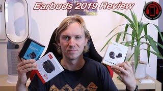 Earbuds 2019 - IPX7 Bluetooth 5.0 Kopfhörer bis 50€ [Deutsch/German]