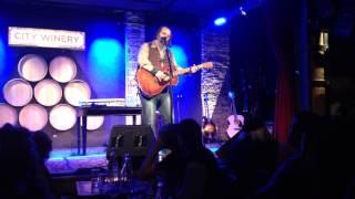 Steve Earle - Gamblin' Blues - City Winery - 1/5/15