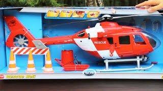 Rescue Heli / Helikopter Ratunkowy - Dickie Toys - 3563979 - Recenzja