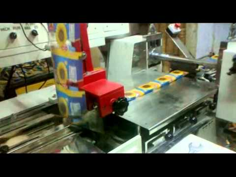 Appalam Pouch Packaging Machine