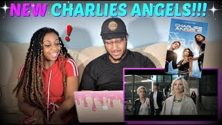 """""""CHARLIE'S ANGELS"""" Official Trailer REACTION!!!"""