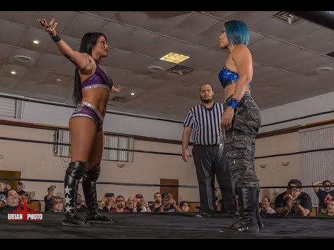 Battle Club Pro-Tessa Blanchard vs Mia Yim