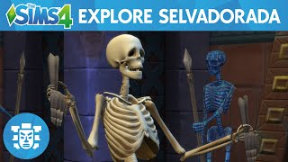 The Sims 4 Jungle Adventure: Explore Selvadorada Official Gameplay Trailer