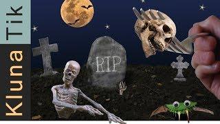 HALLOWEEN ASMR DINNER!!  Kluna Tik Dinner   ASMR eating sounds no talk. Хеллоуин, Cadılar