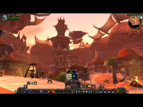 World of Warcraft Classic - Character Creation & Tiny Tour of Orgrimmar