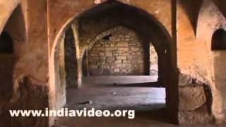 Jamia Masjid at Bijapur in Karnataka