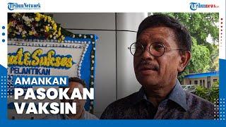 Terima 6 Juta Dosis Bahan Baku Vaksin Covid-19, Indonesia Amankan Pasokan