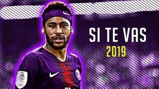 Neymar Jr   Si Te Vas ▪️Ozuna Ft. Sech 2019 HD