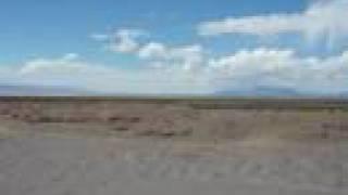 Atacama Desert - dry, cold and hot