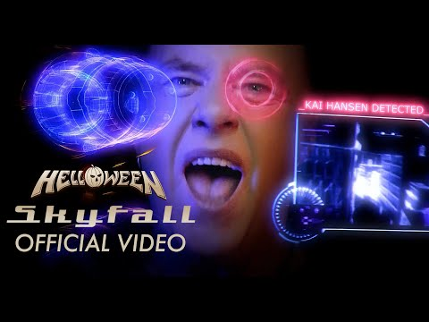 HELLOWEEN - Skyfall (Single Edit) (OFFICIAL MUSIC VIDEO)