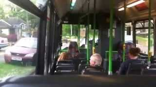 preview picture of video 'Centrebus East Lancs Dennis Dart SLF 531 P132 PVV With great Allison Gearbox'