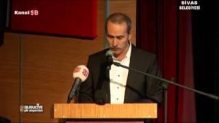 Prof. Dr. Alim YILDIZ - 9. Buruciye Şiir Akşamları