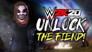 "WWE 2K20 - 2K ORIGINALS - UNLOCK ""THE FIEND""!! (FULL TOWER)"