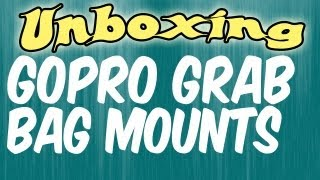 Gopro Grab Bag of  Mounts Unboxing Whats Inside ?