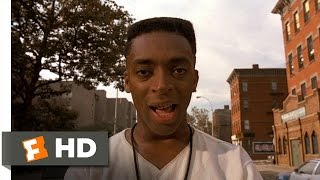 Do The Right Thing (510) Movie CLIP   Racist Stereotypes (1989) HD
