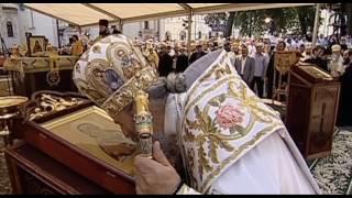 27 июля - Молебен на Владимирской горке и Крестных ход