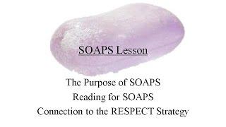SOAPS Lesson