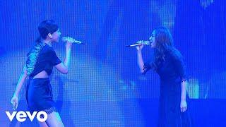 AGA, Gin Lee - 江海迦 & Gin Lee 李幸倪 - 《一加一》(Live)