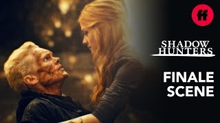 Shadowhunters Series Finale | Clary Defeats Jonathan | Freeform
