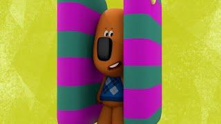 Be-be-bears - รวมซีรีส์เกี่ยวกับกีฬา ภาค 1 (การ์ตูน Mimimishki สำหรับเด็ก)