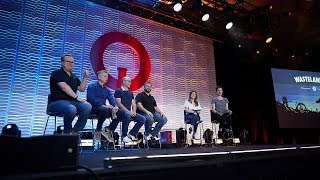 Fallout 76 - Our Future Continues Panel from QuakeCon 2019