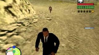 GTA San Andreas Bigfoot + Ghost Car