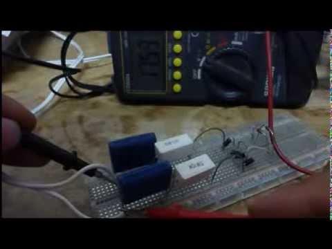 como bajar el voltaje y  construir una fuente de alimentación sin transformador fácil!!!!!..