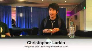 Christopher Larkin - 27/03/16 - Fangirlish